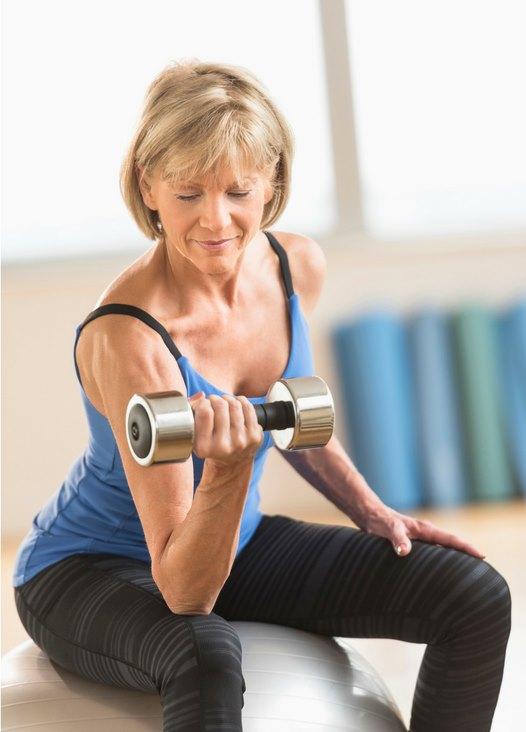 Gesundheit, Fitness, langes Leben